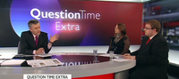 JI on Question Time Extra