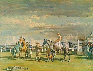 Sir-Alfred-Munnings-After-The-Race-109098