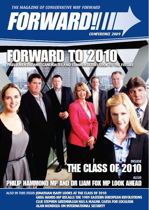 Forward cover