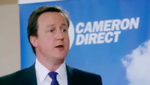 David Cameron at Cameron Direct
