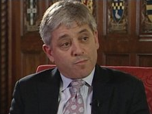 John Bercow interview