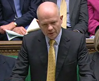 William Hague Commons