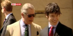 Rory Stewart and Prince Charles