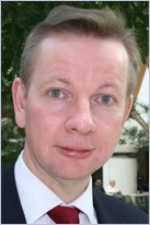 GOVE MICHAEL RED TIE