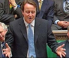 CAMERON IN PARLIAMENT