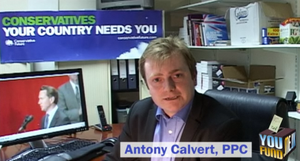 Antony Calvert video grab