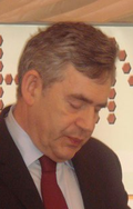 Gordon Brown morose 2010