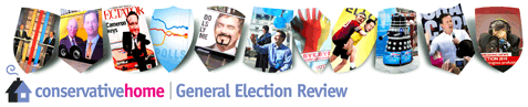 General Election Review graphic