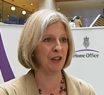 Theresa May Home Secretary