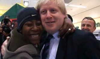 Johnson Boris Man of People