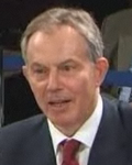 Tony Blair 2010