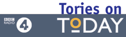 Tories on Today logo