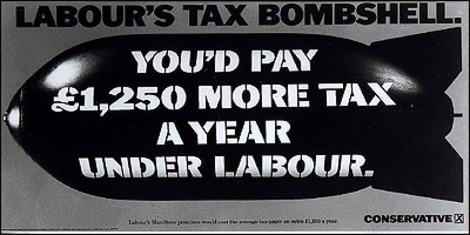 Labour Tax Bombshell