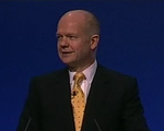 WIlliam Hague Brighton podium 2