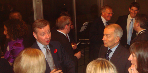 Michael Gove and Frank Field