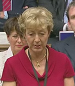 Andrea Leadsom Commons