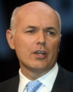Iain Duncan Smith speaking