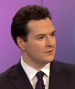 George Osborne 2010 Chancellors debate
