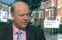 Chris Grayling Politics Show