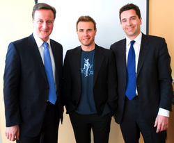Cameron Gary Barlow and Edward Timpson