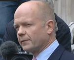 William Hague square serious