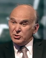 Vince Cable 2010