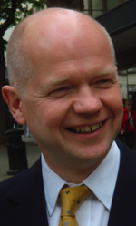 William Hague happy 2