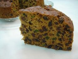 Traditional fruit cake 3