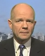 William Hague serious square