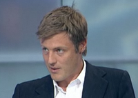 Zac Goldsmith on Channel 4 News