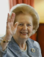 Margaret Thatcher 2010