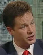 Nick Clegg on Marr 2