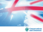 Conservatives and Unionists logo