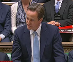 David Cameron Prime Minister Commons