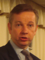 Michael Gove serious 2010