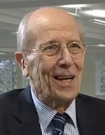 Lord Tebbit 2010 cheerful