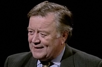 Ken Clarke black background