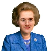 Osborne as Thatcher