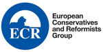 European Conservatives and Reformists logo