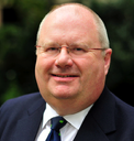 Eric Pickles cheerful