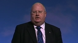 Eric Pickles Brighton