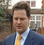 Nick Clegg 2011 crestfallen