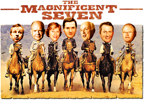 MARCH Magnificent 7