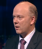 Grayling Chris Newsnight