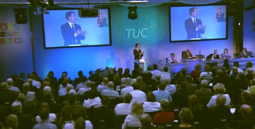 Miliband TUC speech