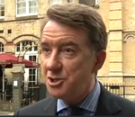 Mandelson talking