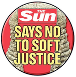 Sun No to Soft Justice campaign