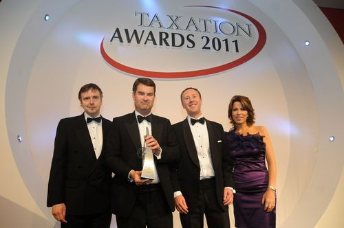 GaukeDavidTaxAwards