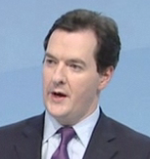 George Osborne speaking 2011