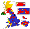 2010 election map